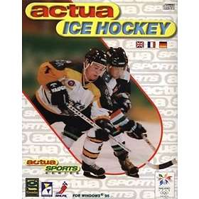 Actua Ice Hockey (PC)