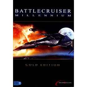 Battlecruiser Millennium - Gold Edition (PC)