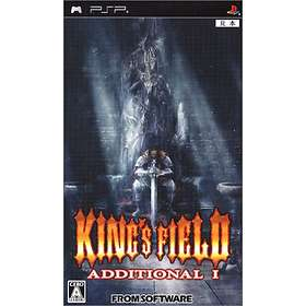 King's Field: Additional I (JPN) (PSP)