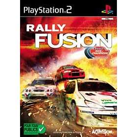 Rally Fusion: Race of Champions (PS2)