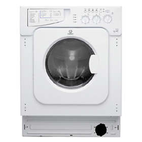Indesit IWDE 126 (White)