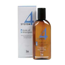 Sim Sensitive System 4 Shade Oil Shampoo 4 215ml