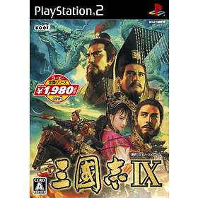 Romance of the Three Kingdoms IX (USA) (PS2)