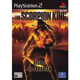 The Scorpion King: Rise of the Akkadian (PS2)