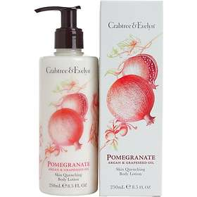 Crabtree & Evelyn Pomegranate Argan & Grapeseed Body Lotion 250ml
