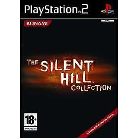 The Silent Hill Collection (PS2)