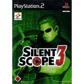 Silent Scope 3 (PS2)