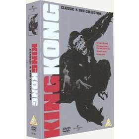 King Kong (1933-1968) - Classic 4 DVD Collection