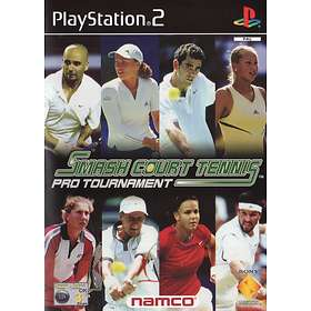 Smash Court Tennis Pro Tournament (PS2)