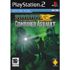 SOCOM U.S. Navy SEALs: Combined Assault (PS2)