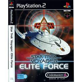 Star Trek Voyager: Elite Force (PS2)