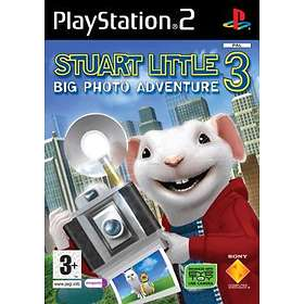 Stuart Little 3: Big Photo Adventure (PS2)