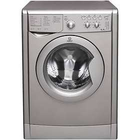 Indesit IWC 6125 S (Silver)