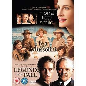 Mona Lisa Smile + Tea with Mussolini + Legends of the Fall