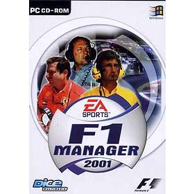 F1 Manager 2001 (PC)