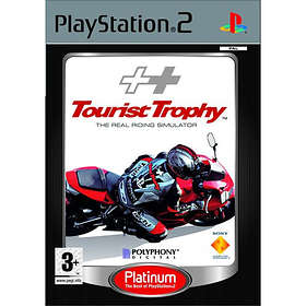 Tourist Trophy: The Real Riding Simulator (PS2)