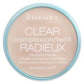 Rimmel Clear Complexion Powder 16g