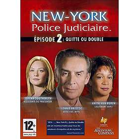 Law & Order 2: Double or Nothing (PC)