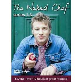 The Naked Chef - series 1-3