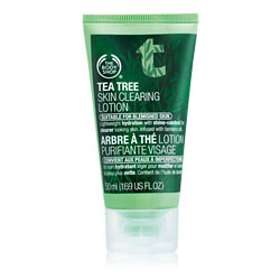 The Body Shop Tea Tree Skin Clearing Lotion 50ml