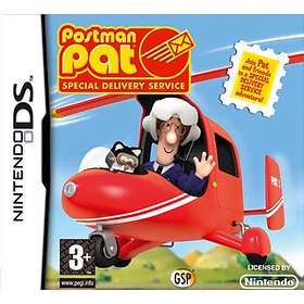 Postman Pat: Special Delivery Service (DS)