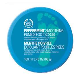 The Body Shop Soothing Pumice Foot Scrub 100ml