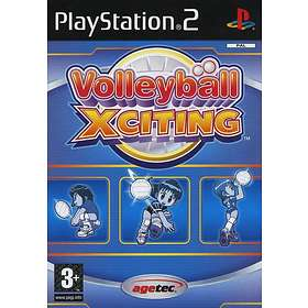 Volleyball Xciting (PS2)