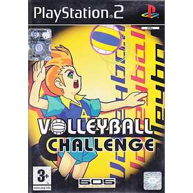 Volleyball Challenge (PS2)