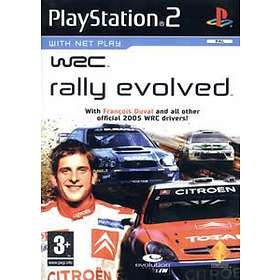 WRC: Rally Evolved (PS2)