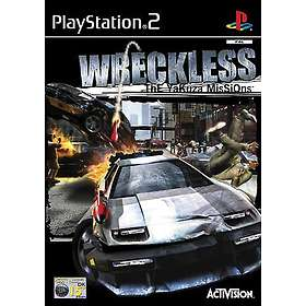 Wreckless: The Yakuza Missions (PS2)