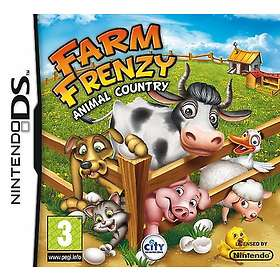 Farm Frenzy: Animal Country (DS)