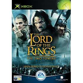 The Lord of the Rings: The Two Towers (Xbox)