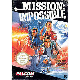 Mission Impossible (NES)