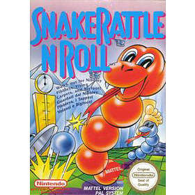 Snake Rattle 'n Roll (NES)