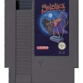 Solstice: The Quest for the Staff of Demnos (NES)