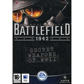Battlefield 1942 Expansion: Secret Weapons of WWII (Mac)