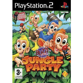 Buzz! Junior: Jungle Party (PS2)
