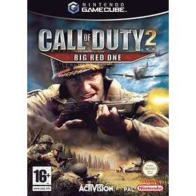 Call of Duty 2: Big Red One (GC)
