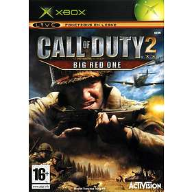 Call of Duty 2: Big Red One (Xbox)