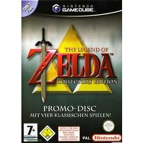The Legend of Zelda - Collector's Edition (GC)