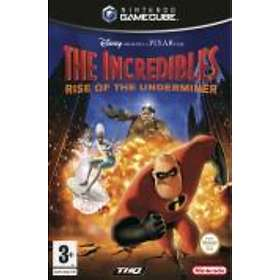 The Incredibles: Rise of the Underminer (GC)