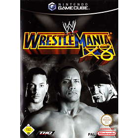 WWE WrestleMania X8 (GC)