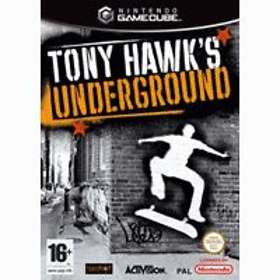 Tony Hawk's Underground (GC)