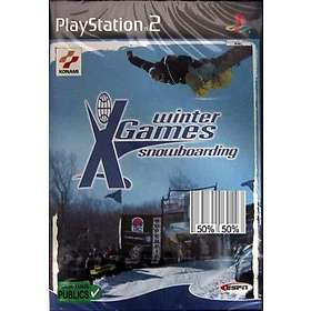 ESPN Winter X-Games Snowboarding (PS2)