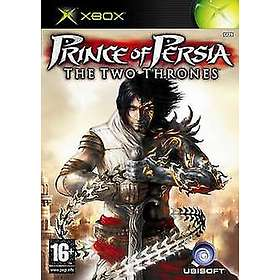 Prince of Persia: The Two Thrones (Xbox)