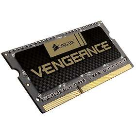 Corsair Vengeance SO-DIMM DDR3 1600MHz 8GB (CMSX8GX3M1A1600C10)