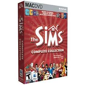 The Sims - Complete Collection (Mac)