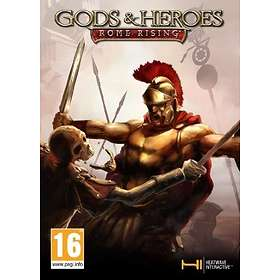 Gods and Heroes: Rome Rising (PC)