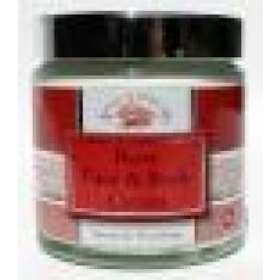 Natural by Nature Oils 90% Certified Organic Rose Face & Body Cream 100g