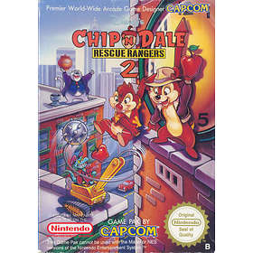 Chip 'n Dale: Rescue Rangers 2 (NES)